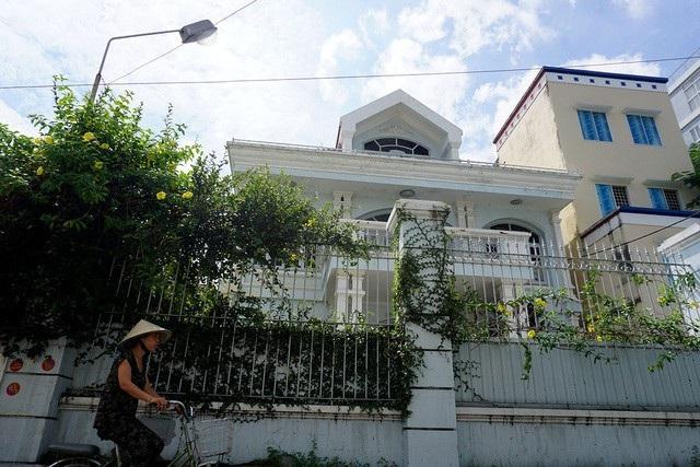 Nhà đất rộng 360m2 tại số 5 Hồ Biểu Chánh của vợ chồng Bầu Kiên.