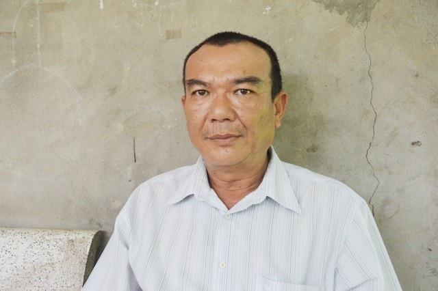 Ông Trần Văn Hùng cho biết, ông quá mệt mỏi vì vụ kiện kéo dài nhưng tòa vẫn chưa xử lý dứt điểm.