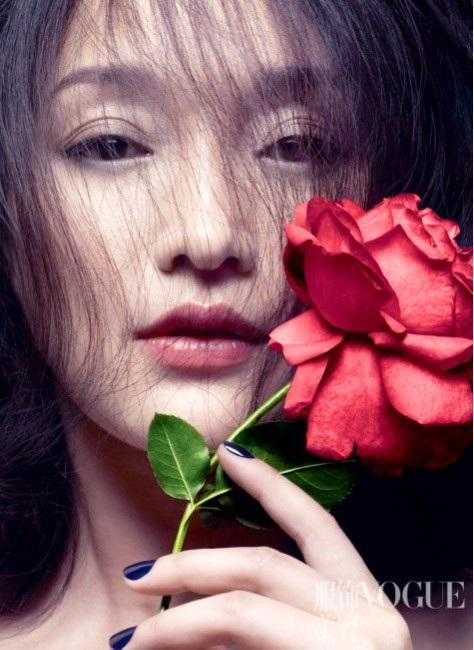 Năm 2018 này, Châu Tấn sẽ quay trở lại màn ảnh bằng siêu phẩm Hậu Cung Như Ý Truyện. Đây là tác phẩm đầu tiên của nữ minh tinh Hoa ngữ sau nhiều năm vắng bóng trên sóng truyền hình.
