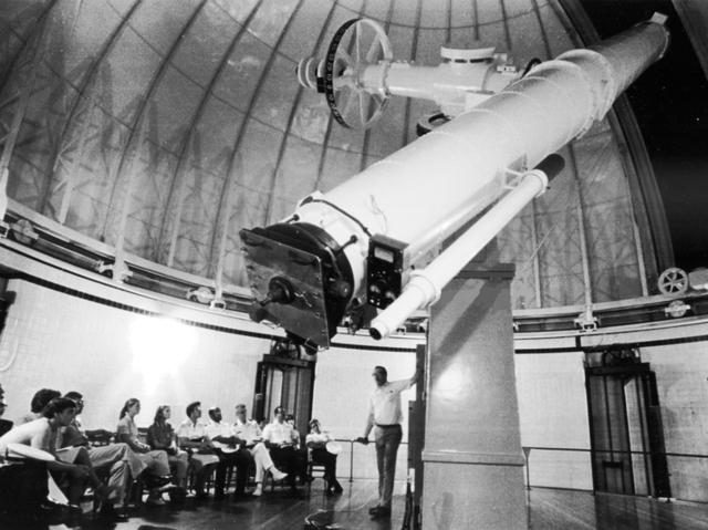 Công trình Number One Observatory Circle được xây dựng từ năm 1893 và cách Nhà Trắng khoảng 4 km. Nó thuộc khu vực đài quan sát của Hải quân, nơi các nhà khoa học thường xuyên quan sát mặt trời, mặt trăng và các vì sao phục vụ mục đích khoa học. (Ảnh: Wikipedia)
