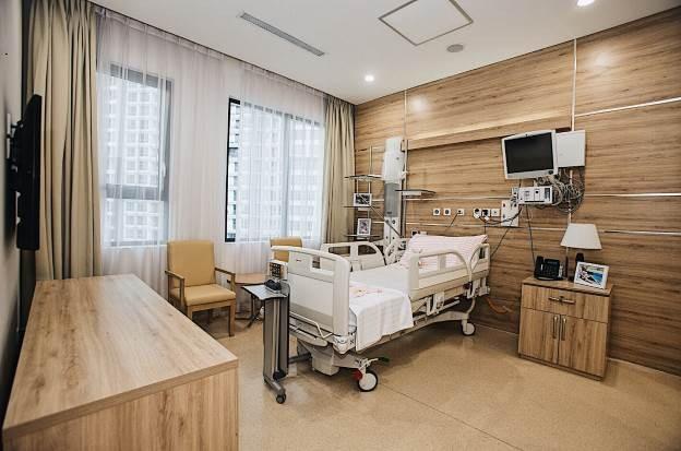 Những điều đặc biệt bên trong căn phòng nơi siêu mẫu Hà Anh hạ sinh con gái đầu lòng - 5