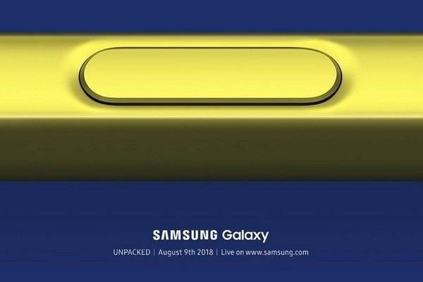 Một phần của cây viết S Pen xuất hiện trên thư mời sự kiện đặc biệt của Samsung, cho thấy cây viết này sẽ được nâng cấp thêm nhiều tính năng