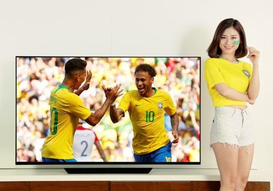 Xu hướng của các dòng TV hot nhất mùa World Cup 2018 - 1