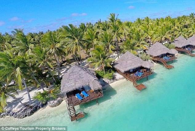 Đây là một resort rộng rãi, cảnh quan đẹp, có 36 bungalow đón khách.