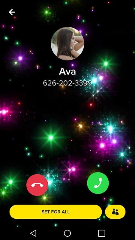 Tạo màn hình thông báo đầy màu sắc cực đẹp khi có cuộc gọi đến trên smartphone - 3