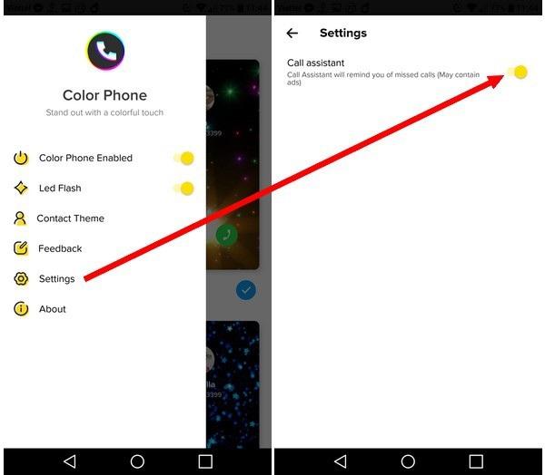 Tạo màn hình thông báo đầy màu sắc cực đẹp khi có cuộc gọi đến trên smartphone - 7