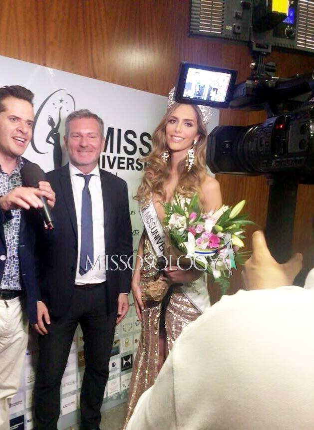 Người đẹp chuyển giới đăng quang Hoa hậu Hoàn vũ Tây Ban Nha 2018 - 6