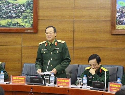 Thượng tướng Phương Minh Hòa (Ảnh: Báo Lào Cai)