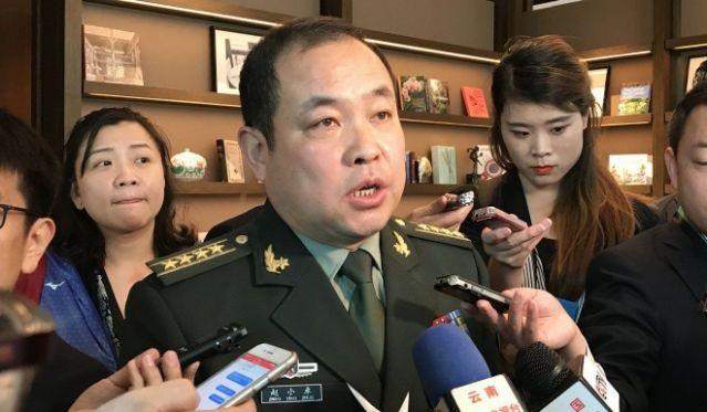 Ông Zhao Xiaozhuo, một đại biểu trong phái đoàn Trung Quốc dự Đối thoại Shangri-La. (Ảnh: SCMP)