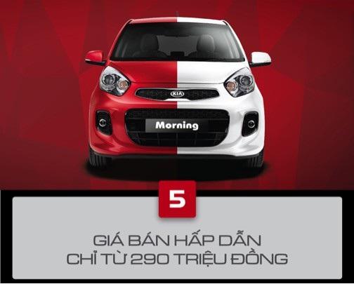 Vì sao Kia Morning là lựa chọn của đa số khách hàng mua xe lần đầu? - 6