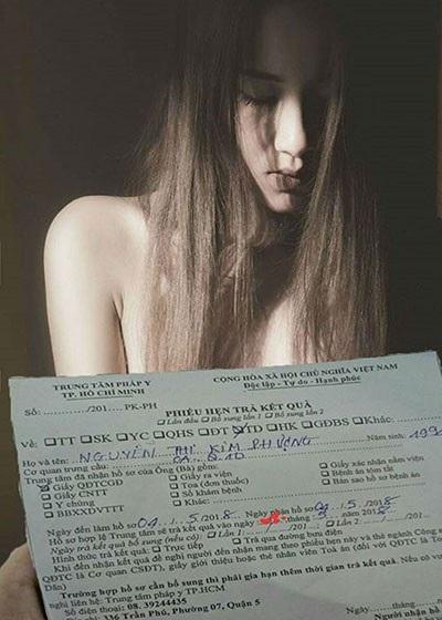 Sự việc người mẫu tố họa sĩ hiếp dâm gây xôn xao.