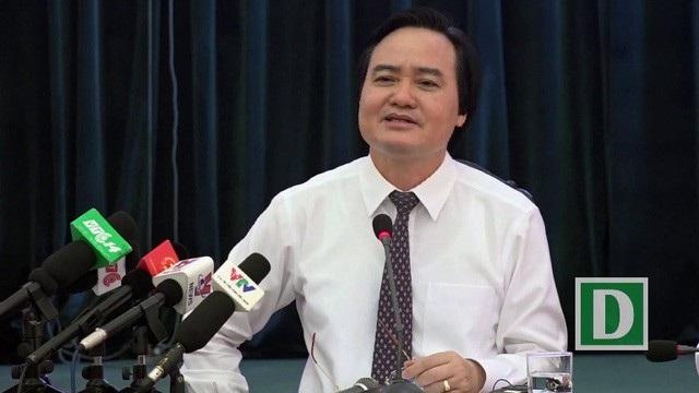 Bộ trưởng Bộ GD&ĐT Phùng Xuân Nhạ sẽ đăng đàn trả lời chất vấn tại Quốc hội vào sáng mai (6/6).