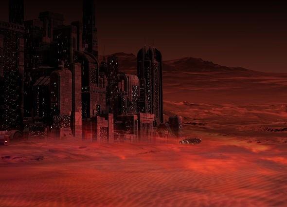 Sẽ rất khó để chinh phục sao Hỏa.