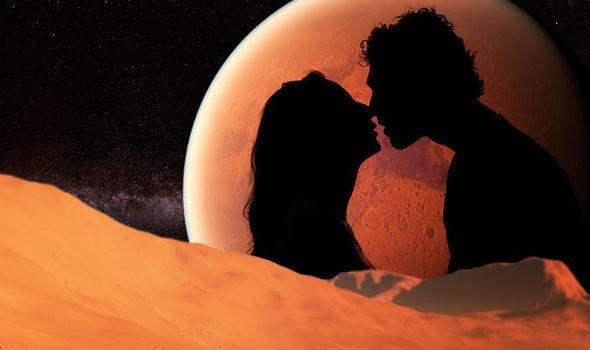 """Con người làm """"chuyện ấy"""" trên sao Hỏa sẽ tạo ra """"người sao Hỏa"""" - 1"""