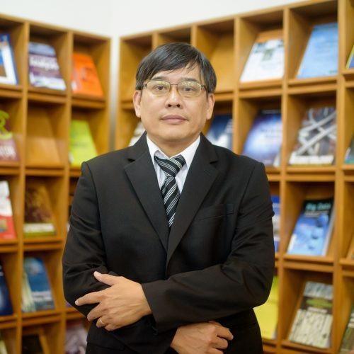 TS Trần Tiến Khoa, tân hiệu trưởng trường ĐH Quốc tế (ĐH Quốc gia TPHCM). (Ảnh: trường ĐH Quốc tế)