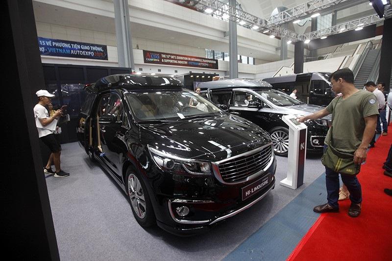 Triển lãm Auto Expo 2018: Cuộc chơi của các dòng môtô phân khối lớn - 4