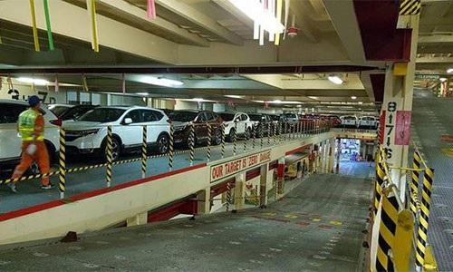 Thông tin nhiều hãng như Ford, Nissan đưa xe nhập về nước cuối tuần qua thu hút sự chú ý của nhiều người - Ảnh: Huu Tuong
