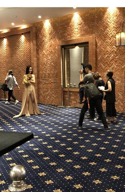 Sau buổi casting ở Sài Gòn, The Face 2018 tiếp tục chứng kiến sự góp mặt của nhiều gương mặt đình đám trong buổi casting ở Hà Nội như Hoàng Hải Thu, Quang Anh, Bùi Lý Thiên Hương...