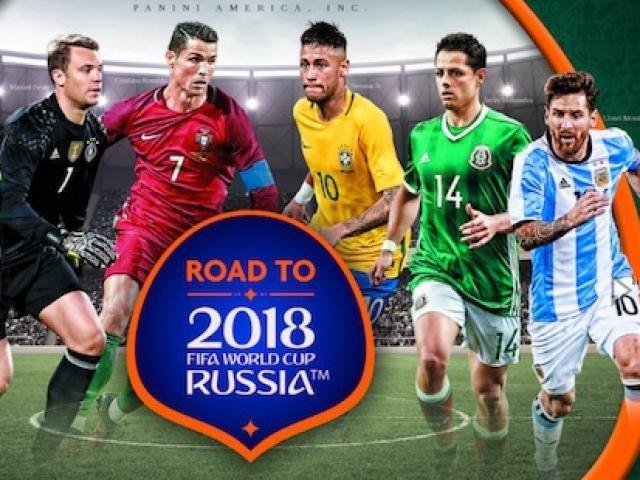 VTV vẫn chưa sở hữu bản quyền World Cup 2018 vì giá quá cao