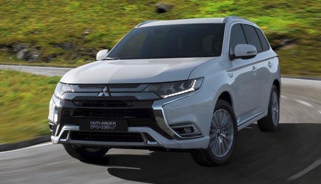 Mitsubishi chọn Thái Lan làm cứ điểm sản xuất xe hybrid sạc điện - 1