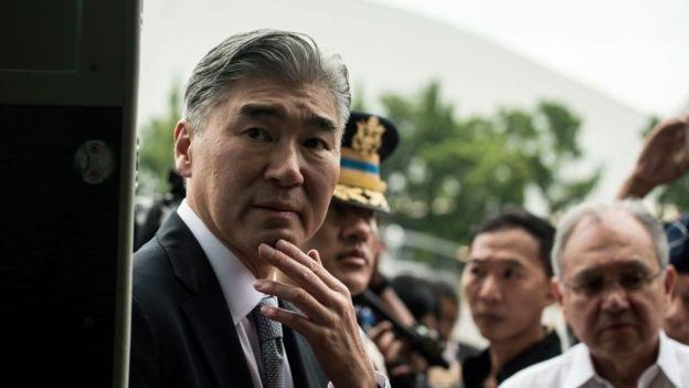 Ông Sung Kim (Ảnh: Getty)