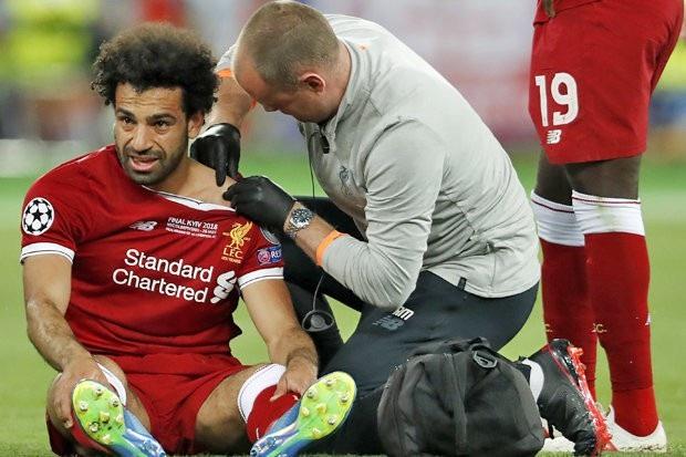 Mohamed Salah cho rằng việc rời sân ở trận chung kết Champions League là điều tồi tệ nhất với anh