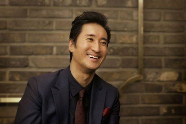 Nam diễn viên xứ Hàn Shin Hyun Joon