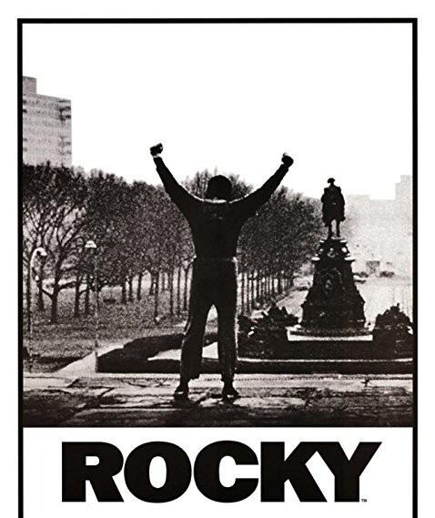 7. Rocky (1976)