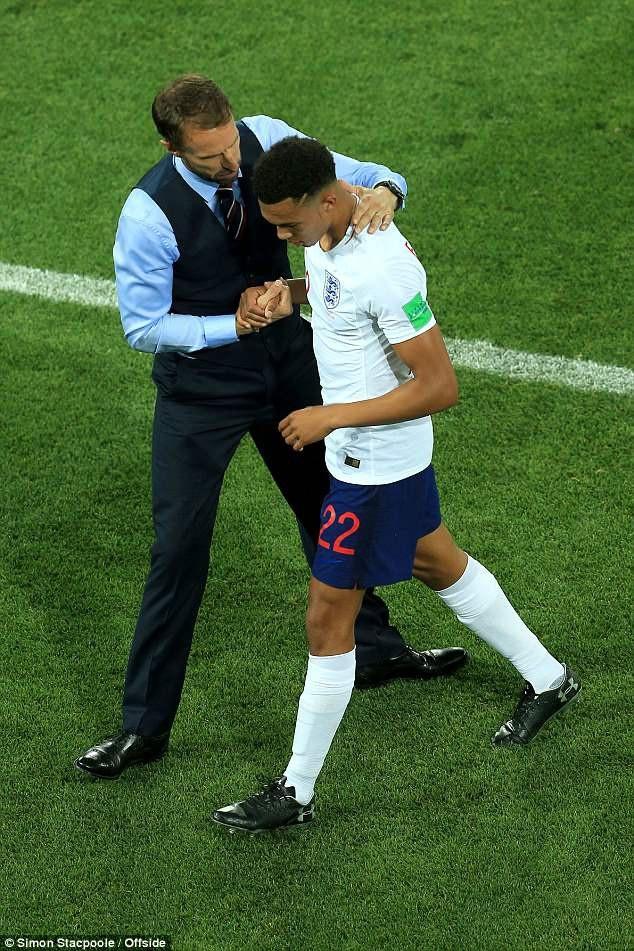 Tại World Cup này, ông Southgate được xem là một trong những huấn luyện viên đỏm dáng, ăn hình nhất.