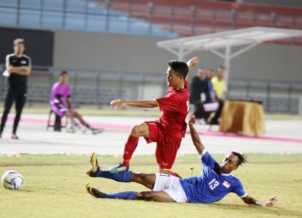 U19 Việt Nam cần rút ra nhiều bài học để hướng đến giải châu Á