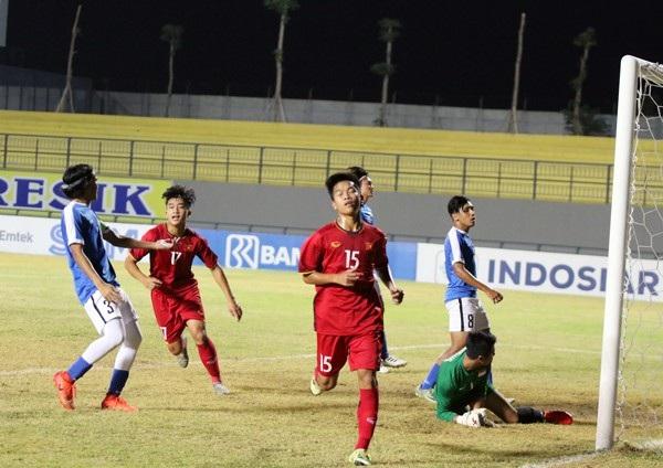 U19 Việt Nam kết thúc hành trình giải Đông Nam Á ngay từ vòng bảng