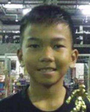 Cậu bé Chanin Wiboonrungrueng (Ảnh: Thai Rath)