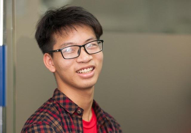 Nghiêm Mạnh Cầm - cậu học sinh Nghệ An xuất sắc giành học bổng ở ngôi trường đắt đỏ nhất hành tinh.