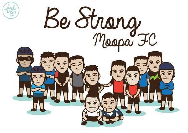 """""""Hãy mạnh mẽ, đội bóng Moopa"""", một lời cầu chúc đến các cầu thủ bị mắc kẹt trong hang"""