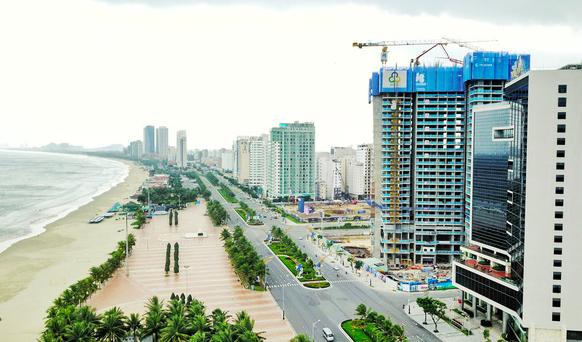 Dự án ven biển dày đặc tạo áp lực rất lớn về mặt hạ tầng kỹ thuật cho đô thị ở Đà Nẵng