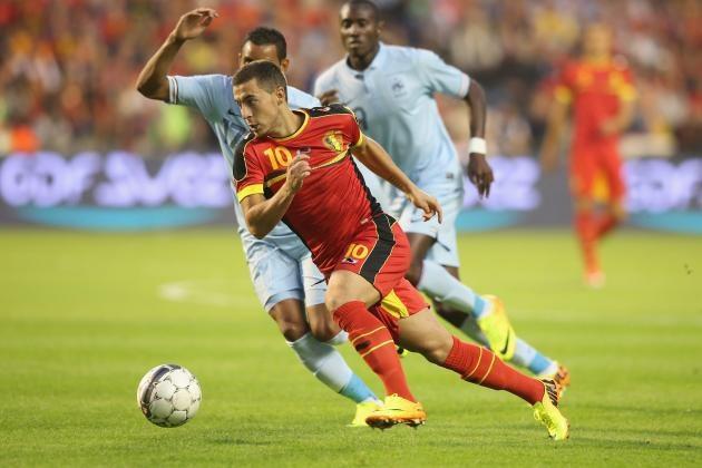 Cuộc đấu Pháp-Bỉ đêm nay hứa hẹn sẽ vô cùng khó đoán