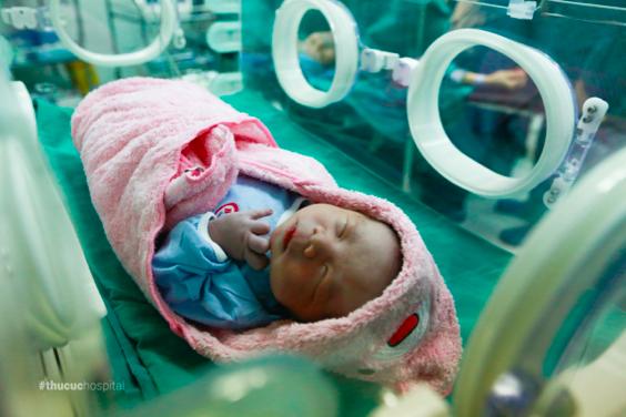 Lựa chọn dịch vụ thai sản và sinh con trọn gói của Bệnh viện ĐKQT Thu Cúc chính là dành những điều tốt nhất cho con yêu của bạn