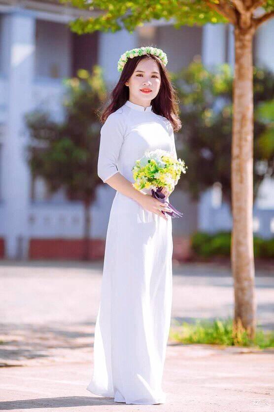 Vi Hồng Hà Sương - thí sinh có điểm xét tuyển đại học khối C cao nhất Trường DTNT THPT số 2 tỉnh Nghệ An