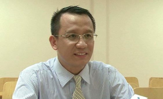 Tiến sĩ, luật sư Bùi Quang Tín, chuyên gia kinh tế tài chính tại TPHCM.