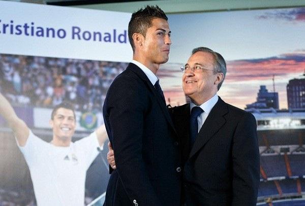 C.Ronaldo cảm thấy không được bảo vệ ở cáo buộc trốn thuế