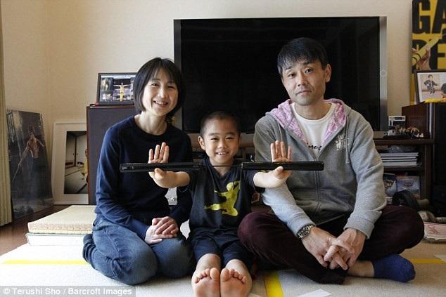 Gia đình nhỏ của Ryusei Imai