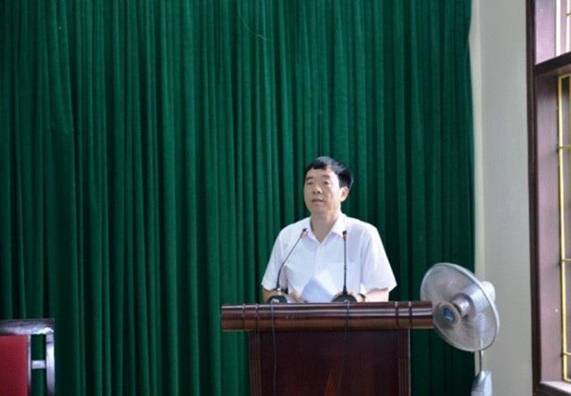 Ông Lê Ngọc Chiến, Chủ tịch UBND TP Sầm Sơn được điều động tham gia Ban Chấp hành, Ban Thường vụ và giữ chức Bí thư Đảng ủy khối Doanh nghiệp tỉnh Thanh Hóa nhiệm kỳ 2015-2020.