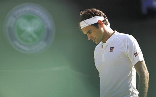 Federer thất bại trước Anderson ở tứ kết Wimbledon