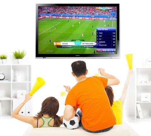 Đối phó với các bệnh mắt dễ gặp phải vì thức đêm xem bóng đá - 1