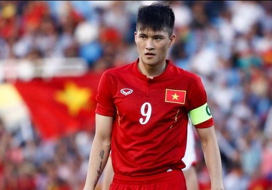 Công Vinh lọt top 7 tiền đạo xuất sắc nhất AFF Cup