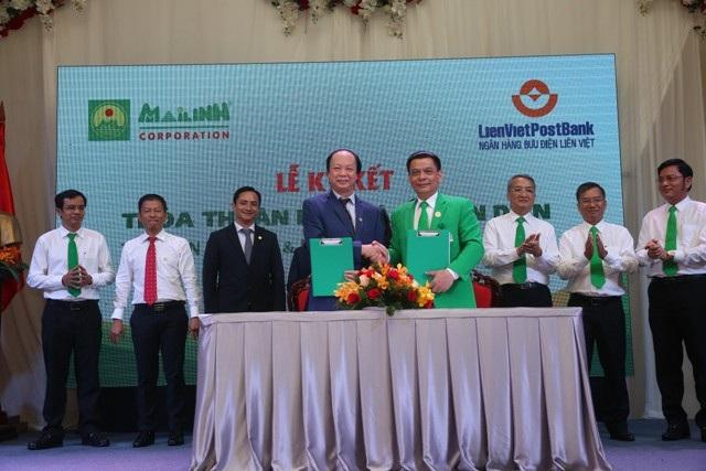 LienVietPostBank ký kết thỏa thuận hợp tác toàn diện với Tập đoàn Mai Linh - 2
