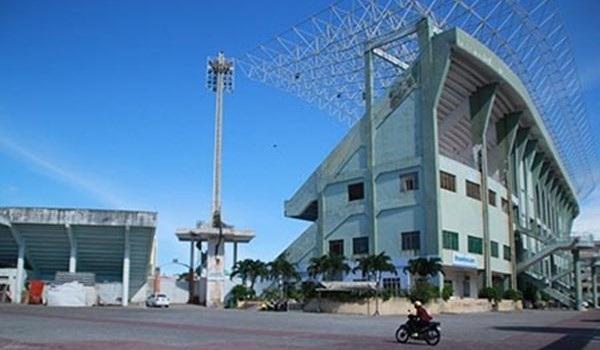 Khu đất SVĐ Chi Lăng mà trước đây Đà Nẵng đã bán cho tư nhân đang trong tình trạng thi hành án liên quan vụ án Phạm Công Danh