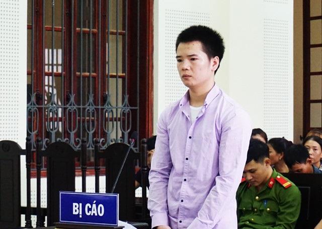 Bị cáo Ngô Văn Minh