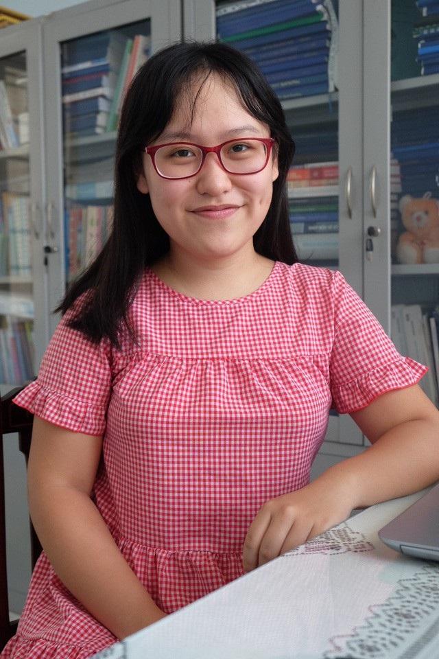 Lớp trưởng lớp chuyên Anh ở THPT chuyên Lê Quý Đôn - Đà Nẵng đã thi và đạt 8.5 điểm IELTS từ cuối năm học lớp 10.