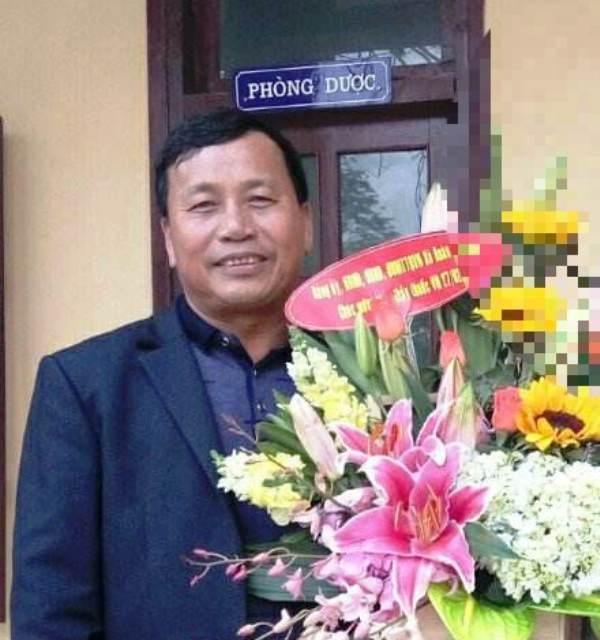 """Ông Hoàng Quang Trung, Chủ tịch UBND xã Hoàn Trạch bị """"tố"""" khai man hồ sơ để chiếm đoạt đất bất hợp pháp!"""